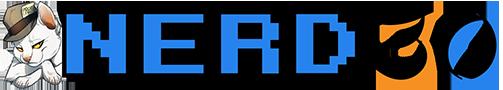 logo nerd30